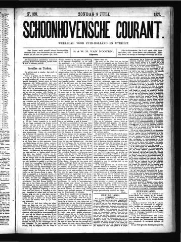 Schoonhovensche Courant 1876-07-09