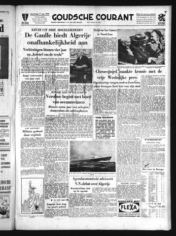 Goudsche Courant 1959-09-17