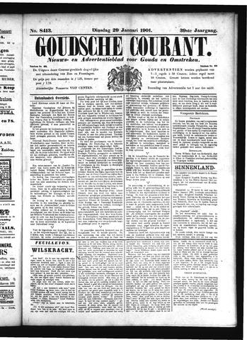 Goudsche Courant 1901-01-29