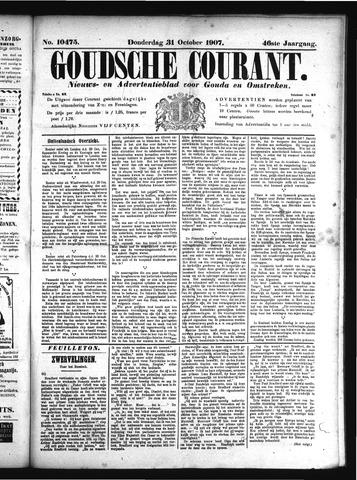 Goudsche Courant 1907-10-31