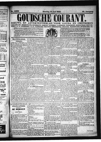 Goudsche Courant 1922-06-13