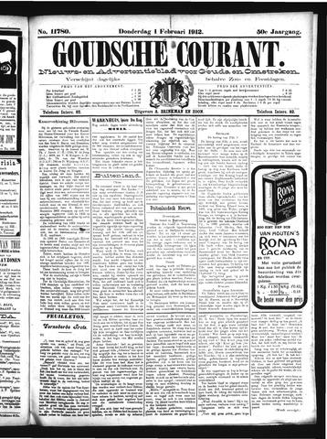 Goudsche Courant 1912-02-01