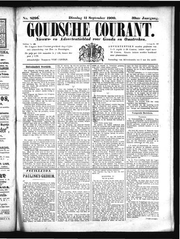 Goudsche Courant 1900-09-11