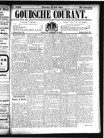 Goudsche Courant 1914-07-13