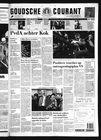 Goudsche Courant 1991-09-30