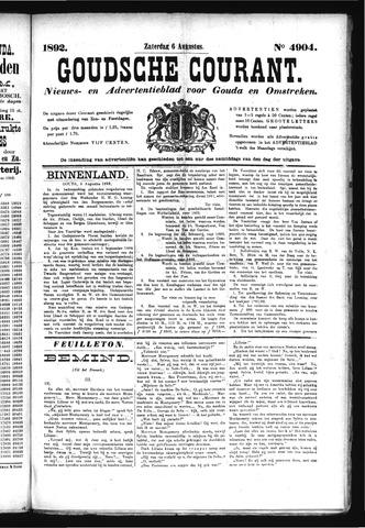 Goudsche Courant 1892-08-06