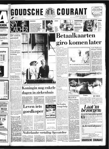 Goudsche Courant 1987-08-08