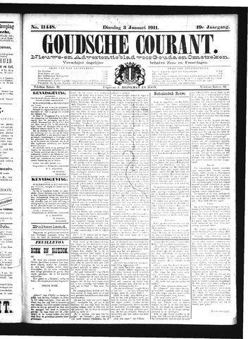 Goudsche Courant 1911-01-03