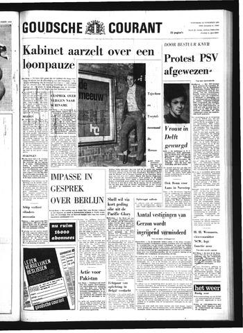 Goudsche Courant 1970-11-25
