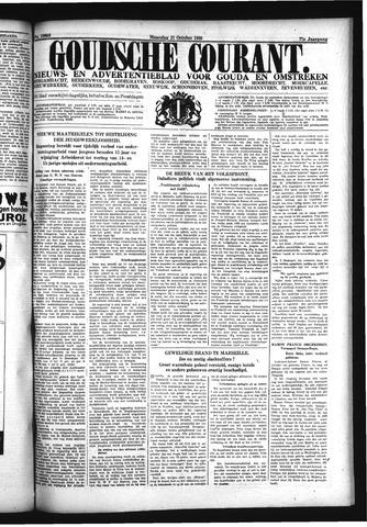 Goudsche Courant 1938-10-31