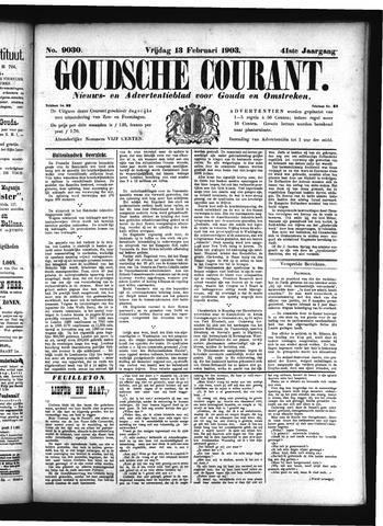 Goudsche Courant 1903-02-13