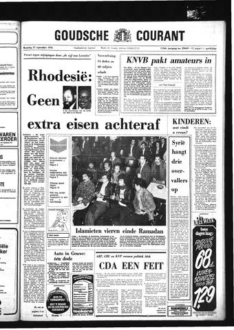 Goudsche Courant 1976-09-27