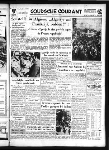 Goudsche Courant 1958-05-19