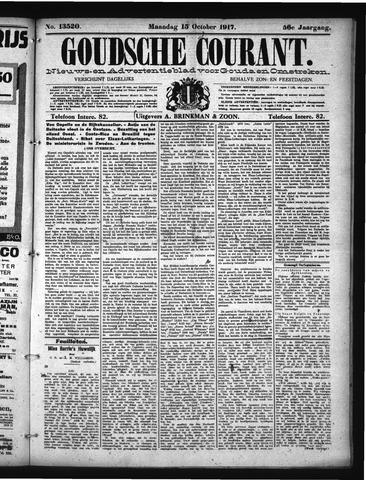 Goudsche Courant 1917-10-15