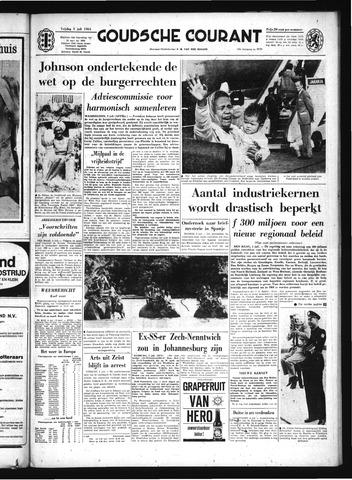 Goudsche Courant 1964-07-03