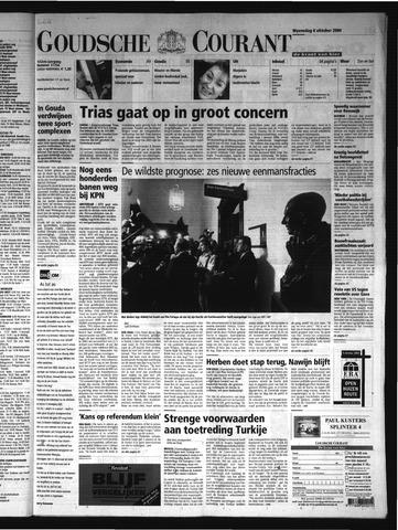 Goudsche Courant 2004-10-06