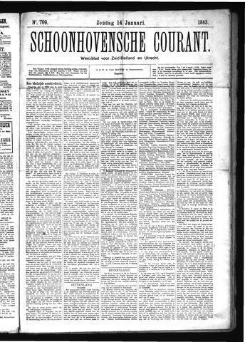 Schoonhovensche Courant 1883-01-14