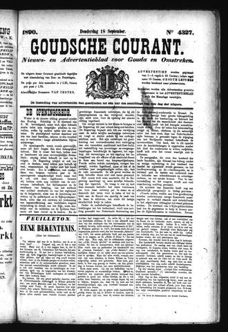 Goudsche Courant 1890-09-18