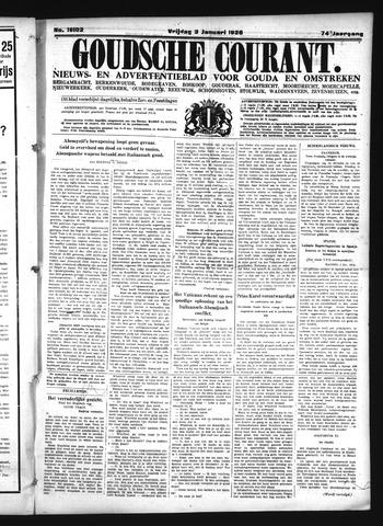 Goudsche Courant 1936-01-03