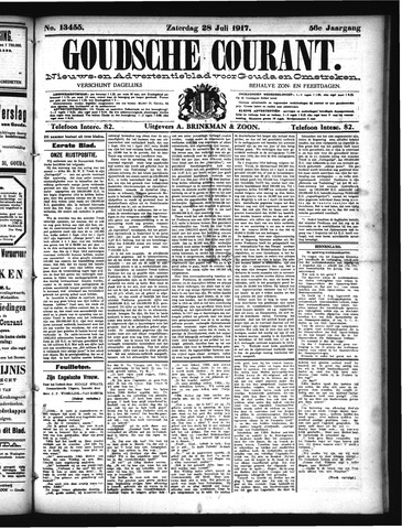 Goudsche Courant 1917-07-28