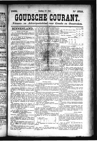 Goudsche Courant 1888-06-24