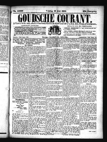 Goudsche Courant 1919-07-18