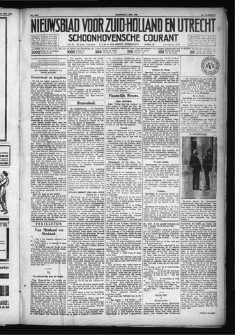 Schoonhovensche Courant 1930-06-02