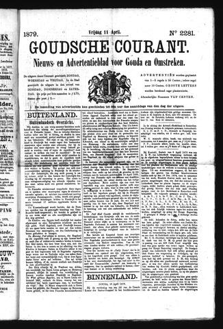 Goudsche Courant 1879-04-11