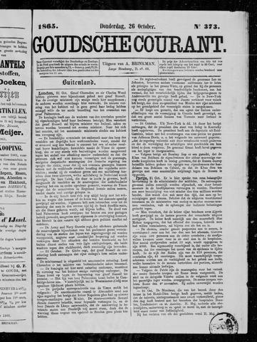 Goudsche Courant 1865-10-26