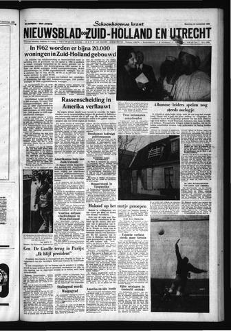 Schoonhovensche Courant 1961-11-13