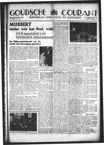 Goudsche Courant 1942-12-14