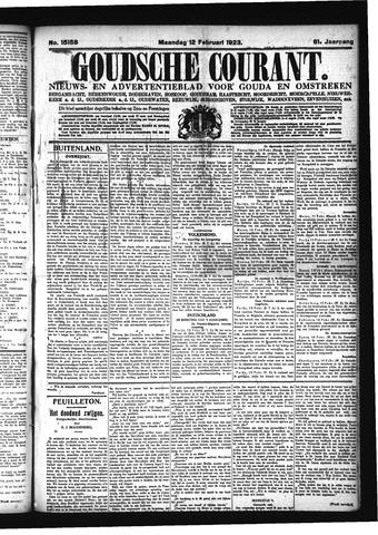 Goudsche Courant 1923-02-12