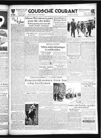 Goudsche Courant 1951-07-25