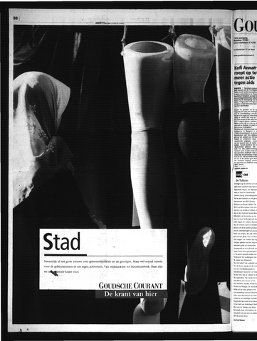 Goudsche Courant 2004-07-12