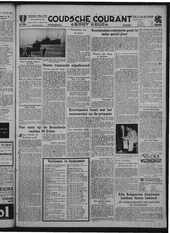 Goudsche Courant 1949-03-02