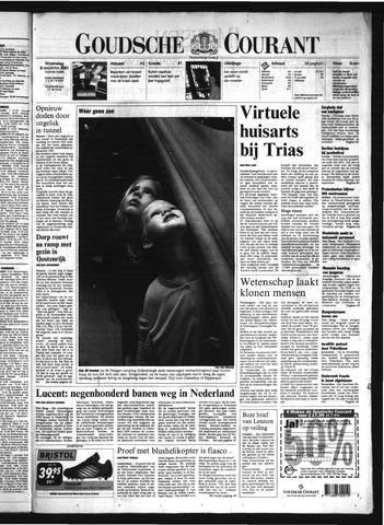 Goudsche Courant 2001-08-08