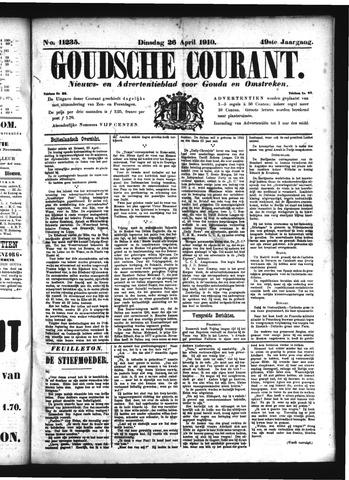Goudsche Courant 1910-04-26