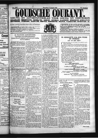 Goudsche Courant 1938-01-17