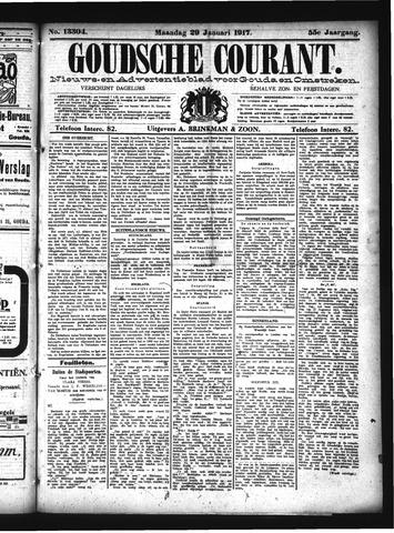Goudsche Courant 1917-01-29