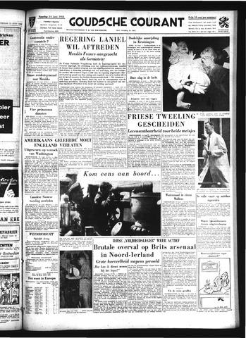 Goudsche Courant 1954-06-14