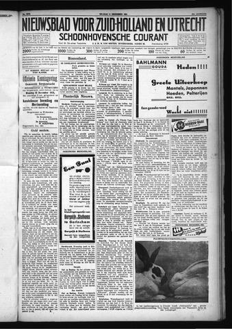 Schoonhovensche Courant 1931-12-11
