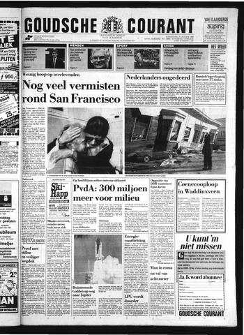 Goudsche Courant 1989-10-19