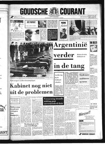 Goudsche Courant 1982-05-08