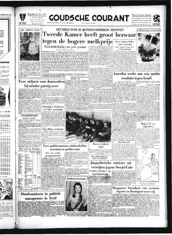 Goudsche Courant 1957-02-27