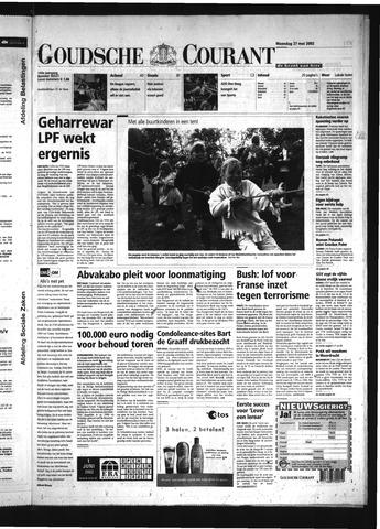 Goudsche Courant 2002-05-27