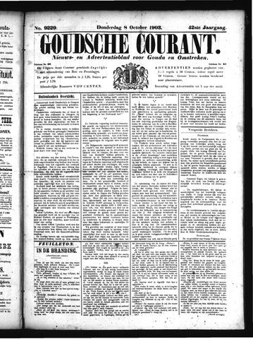 Goudsche Courant 1903-10-08