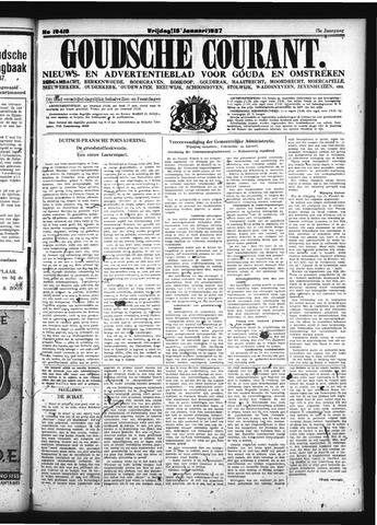 Goudsche Courant 1937-01-15