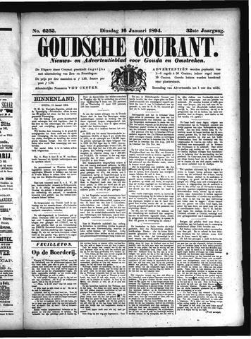 Goudsche Courant 1894-01-16