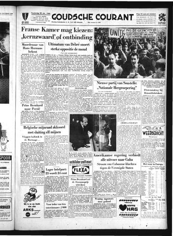 Goudsche Courant 1960-10-20