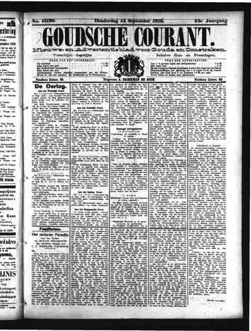 Goudsche Courant 1916-09-14
